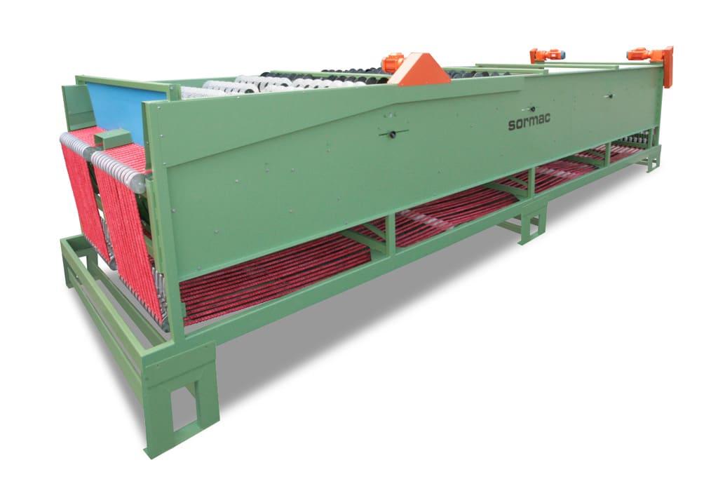 Gurkensortiermaschine AS Sormac - FOODCONS