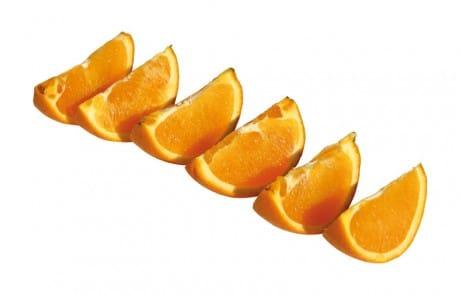 Apfelsinenecken