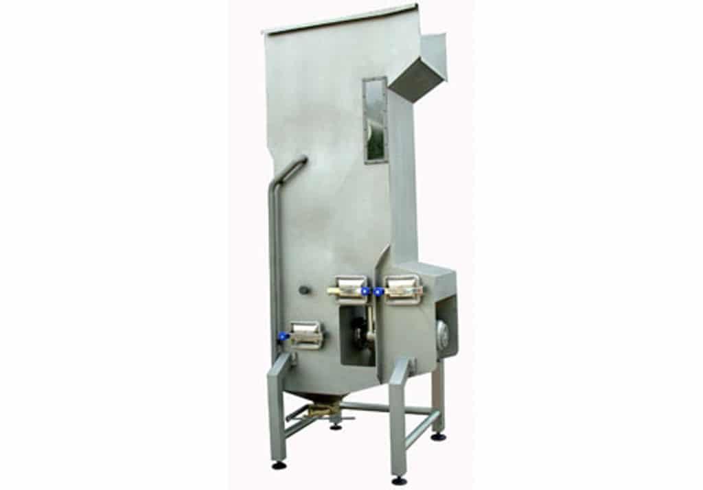 Gemüsewäscher Maschinen zum Entsteinen von Kartoffeln FO-90 - FOODCONS