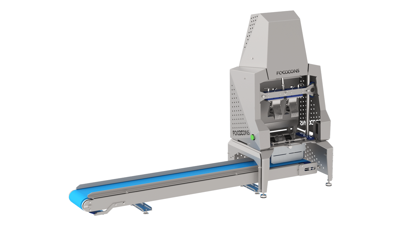 FS-1500 slice and wedging cutter