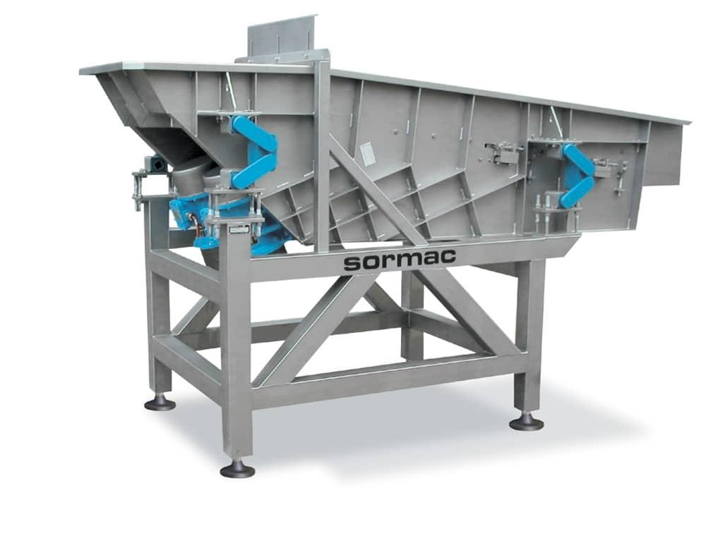 Vibrationssortierer VLS von Sormac - FOODCONS